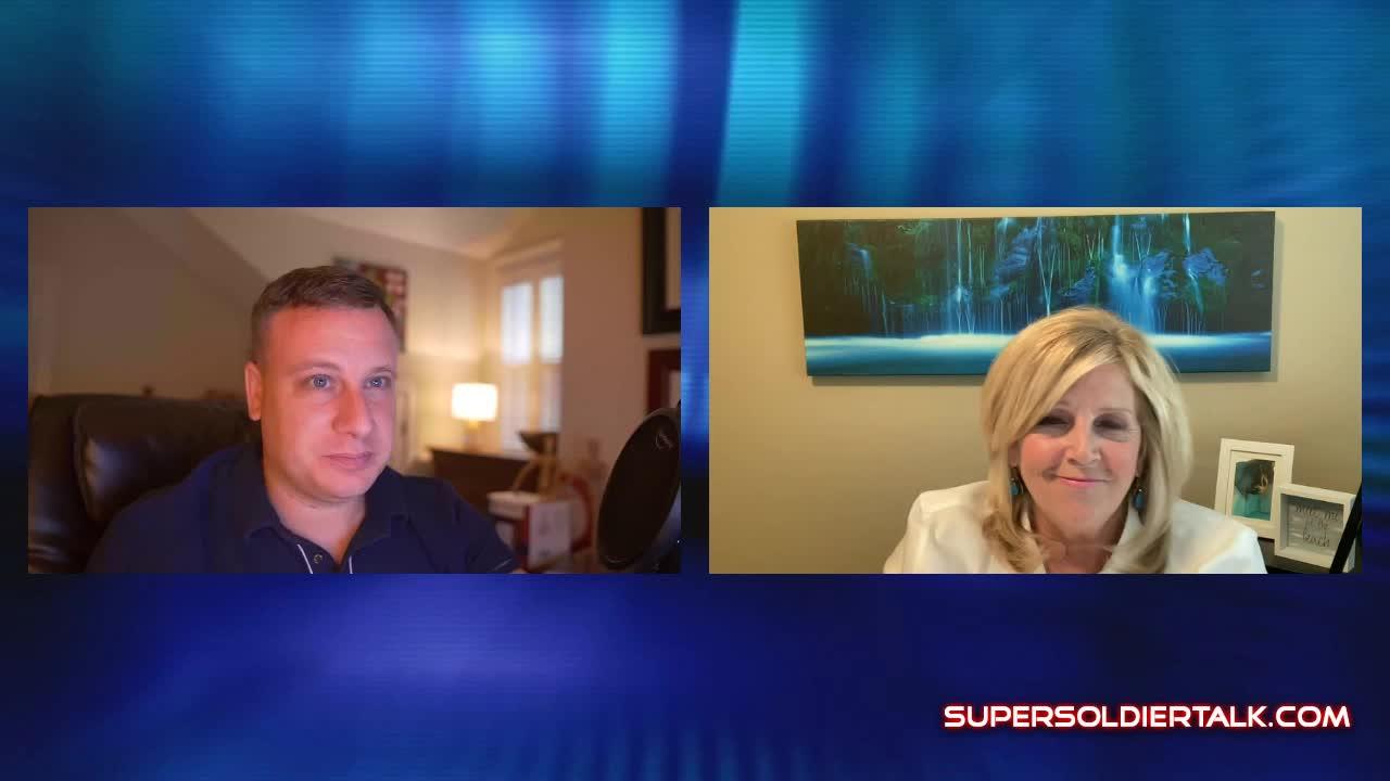 Super Soldier Talk – Laura Worley – MKULTRA and SRA Survivor