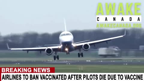 Airlines may stop vaccinated from travelling