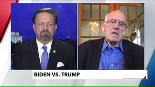 Biden vs. Trump. Victor Davis Hanson with Sebastian Gorka