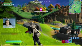 Fortnite - Duos with my Daughter - Duo Victory Royale
