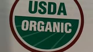 Is USDA organic true?