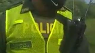 Video: Policía se opone a desalojo de familias porque le pareció injusto 4