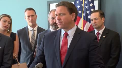 Ron DeSantis WANTS ANSWERS Over What Created Covid