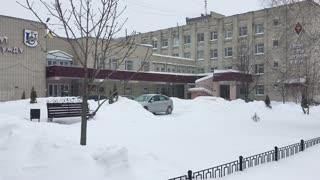 SSU Medical Institute. Main build