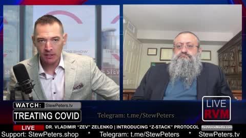 Dr. Zev Velenko Exposes Global Genocide Event
