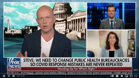Steve Hilton - The Next Revolution - Stand Up And Be Heard
