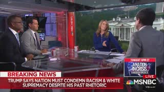 MSNBC host says Trump 'talking about exterminating Latinos'