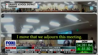 Utah Parents EXPLODE at School Board Meeting Over Mask Mandates