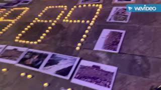 June 4 candlelight vigil Australia 2021