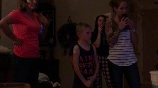 Father Gives Family a Fallout Freakout