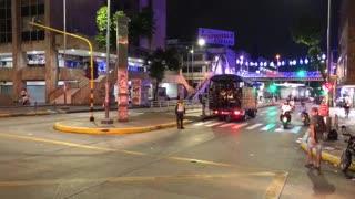 A esta hora ocurren disturbios en el Centro de Bucaramanga 4
