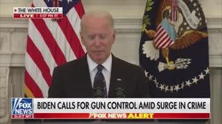 Another Biden GAFFE!