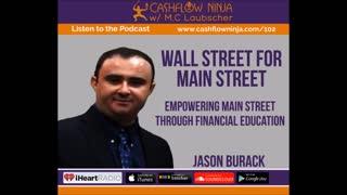 Jason Burack Shares Empowering Main Street Through Financial Education