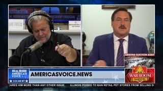 Revealed: Mike Lindell's 4 Step Plan to Get Trump Back in the White House