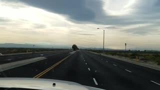 Musical Road in Lancaster California