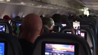 Mitt Romney Boards Plane Full of Trump Supporters - You'll Love What Happens Next