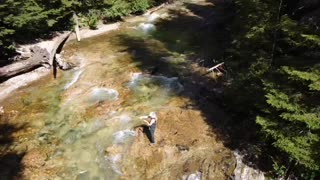 Fly Fishing on the Upper Priest River