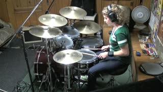 Gimme' Three Steps by Lynyrd Skynyrd ~ Drum Cover