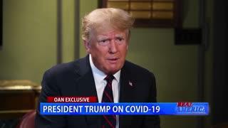 Real America - Dan W/ President Donald J. Trump (Part 3)
