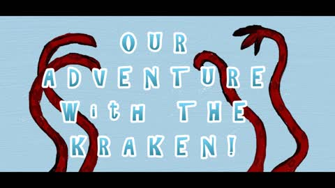 The Kraken Sea of Thieves