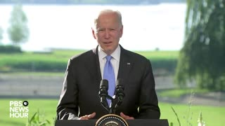 Clueless Biden Confuses President Trump with President Putin in Scripted Speech
