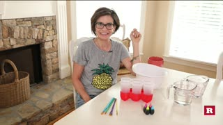 How to make bath paints with Elissa the Mom   Rare Life