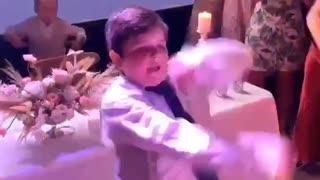 Savage Dance at Wedding