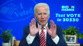 "Biden Says He's Created the ""Most Extensive Inclusive Voter Fraud Organization... in History"""