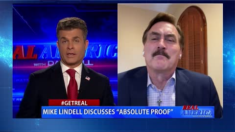 """Dan Ball - #GETREAL 'Mike Lindell Discusses """"Absolute Proof""""'"""