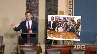 """Sen. Hawley: """"Biden [Was] More Focused On Their Culture War Than On Protecting Americans"""""""