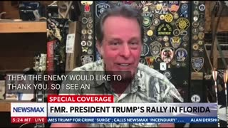 Ted Nugent: Trump MAGA Doctrine Alive And Well !