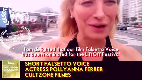 Falsetto Voice TeaserTrailer Bad Romance
