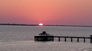 Sunset in Fort Myers