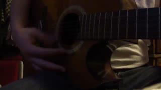 Me Playing My Guitar