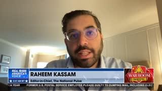 Kassam Recaps Energizing America First Rally vs. 'Gray Suit' Has-Been Paul Ryan's Speech