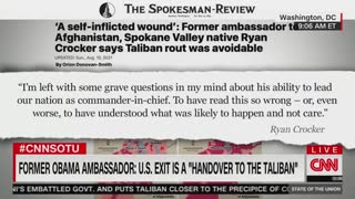 CNN SCORCHES Biden Secretary Of State Over Failed Afghanistan Withdrawal..!!