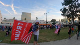HIGHLIGHTS OF BEVERLY HILLS RALLY FOR PRESIDENT DONALD TRUMP | MUSIC VIDEO