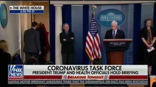 Trump ignores Kaitlan Collins #2