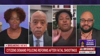 MSNBC Has Truly INSANE Take on Ma'Khia Bryant Shooting