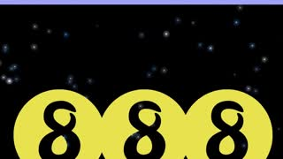The hidden meaning of 888