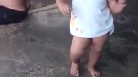 DANCE MONKEY Baby dance