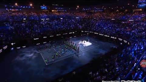 The Chief Of Australian Tennis Opens 2021 Gets Booed By Massive Crowd