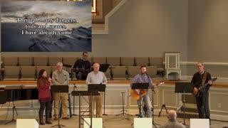 East Ellijay Baptist Church Service 2/07/2021