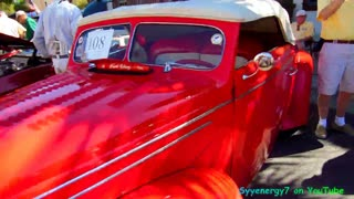 1939 FORD Coupe, Central Florida Car Show