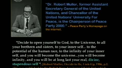 The UN's Occult Agenda | Pagan Practices Exposed |