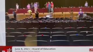 School Board Mayhem Over Critical Race Theory