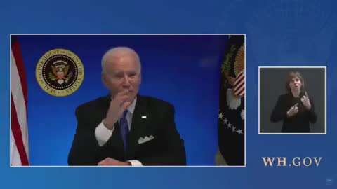 Who Cut Biden's White House Feed When He Offered to Take Questions?