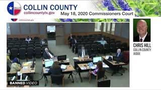 Probable COVID Cases - Collin County Texas