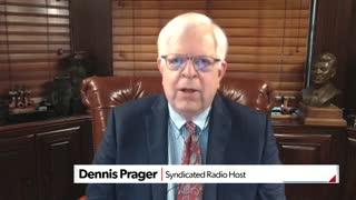 Prager: Shutdown is biggest mistake in world history. Dennis Prager with Dr. G
