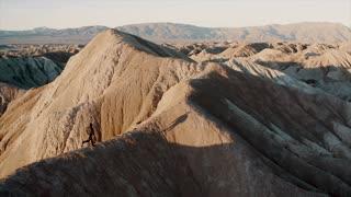 Breathtaking Desert Sunrise